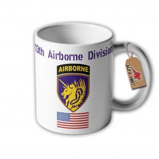 Tasse 13th Airborne Division United States Army Us Fallschirmjäger Logo #32278