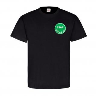 ISAF corps corp germany Sicherheitsunterstützungsgruppe Logo - T Shirt #6564