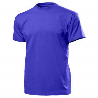 Royal Blue Royal Blau T Hemd Army Einsatzhemd Baumwolle - T Shirt #15979
