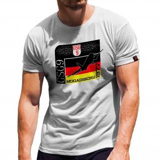 GSG9 Mogadischu 1977 Bundespolizei Grenzschutzgruppe T Shirt #4801