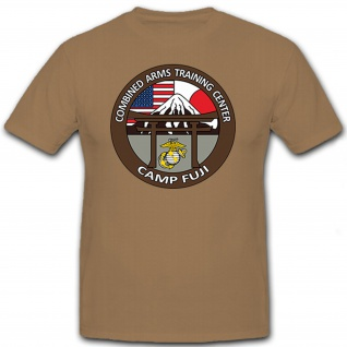 Combined Arms Training Center Camp Fuji US Army Militär - T Shirt #8727