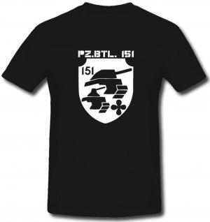 PzBtl151 Panzerbataillon 151 Wk Wh Division Armee Army Wappen Abzeichen #382