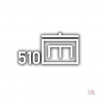 Aufkleber 510 PiKp Pionier Kompanie Sennelage Symbol Büffel 10x5cm #A4631