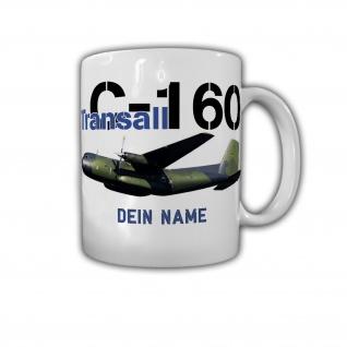 Tasse Transall C-160 Luftwaffe Bundeswehr Flugzeug Transportflugzeug #27883