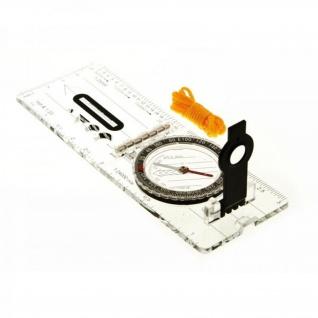 Outdoor Marschkompass Kompass für Karte Linealkompass Survival Überleben #17660