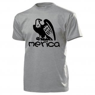 merica Infidel Murica USA Amerika Adler Us Army Washington DC T Shirt #17162