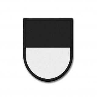 Patch Freiburg Schweiz Westschweiz Saane Schweizer Kanton Wappen 9x7cm#37279