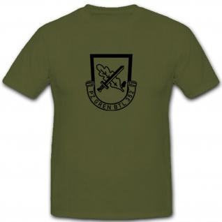 Pzgrenbtl352 Bundeswehr Wappen Abzeichen Mellrichstadt 352 - T Shirt #3697