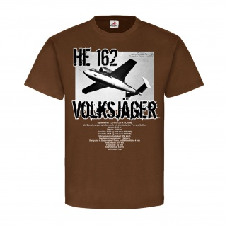 He 162 Volksjäger Luftwaffe Flugzeug Heinkel Jagdflugzeug Spatz #22435