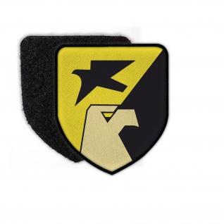 Patch Fernmelderegiment 33 FmRgt Bundeswehr Abzeichen Aufnäher Dienstzeit #24606