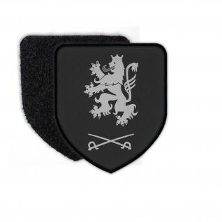 Patch FA UA-Btl 1 TYP2 dunkel Feldwebel- Unteroffizieranwärter Bataillon #24988