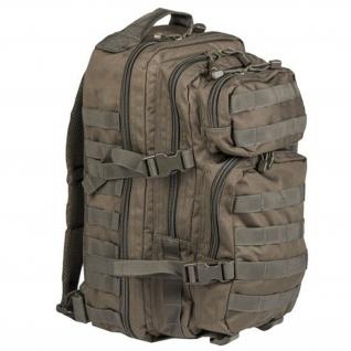 Rucksack US Assault Pack 20l oliv Tactical Kommando KSK Army Ausrüstung #16068