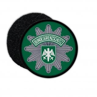 Patch Bundesgrenzschutz BGS Abzeichen Aufnäher #35229