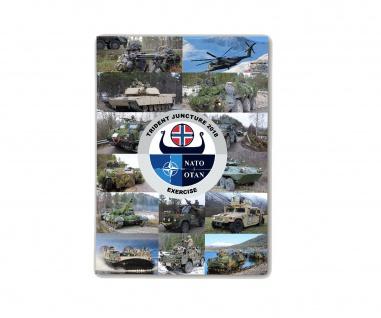 Poster M&N Pictures Trident Juncture 2018 Nato Manöver Bundeswehr 30x21cm#30274
