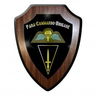 Wappenschild / Wandschild / Wappen - Para Commando Brigade belgisches Heer#10009