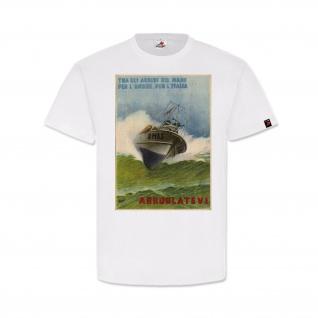 X MAS-Flottille arruolatevi Tra gli arditi del mare per l'onore T-Shirt#32219