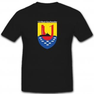 1. Ubootgeschwader U-Boot Geschwader Klasse 212 A Elbe-Klasse T Shirt #5232