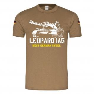 Leopard 1A5 Panzer Tank original Tropenshirt nach TL Tropenhemd #14852