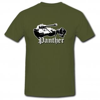 Panther Panzer Panzerkampfwagen V Sd.Kfz. 171 Militär Militärfahrzeug #1000