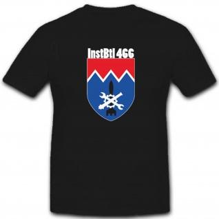 InstBtl466 Instandsetzungsbataillon 466 Bundeswehr Militär T Shirt #3328