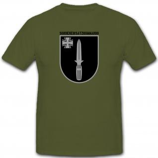 SEK Sondereinsatzkommando Spezialeinsatzkommando Polizei Elite - T Shirt #1588