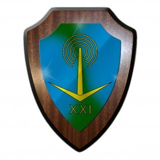 Wappenschild Marinefernmeldegruppe 21 Abzeichen MFmGrp 21 Bundeswehr #34524
