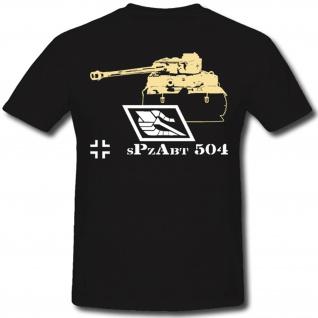 Spzabt WH Schwere Panzerabteilung Wappen Emblem Abzeichen Speer Kette #1278