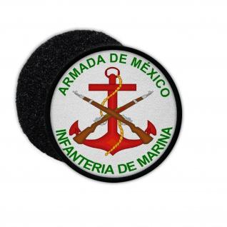 Patch Armada De Mexico Marine Corps mexikanischen Marine Klett #33712