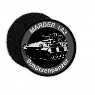 Patch Leopard 1A1 Panzer Bundeswehr Munster Leo1 Kampfpanzer Aufnäher #23562
