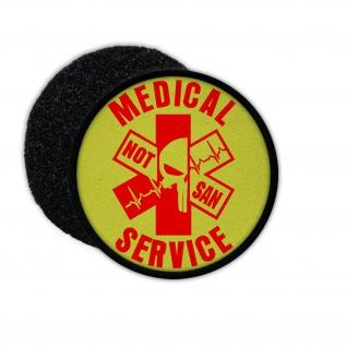 Not-San Medical Service Notfall Sanitäter Arzt Sani Medizinischer Dienst #32678