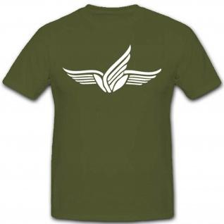 Fallschirmjäger Bundeswehr Bw Truppe Heer - T Shirt #3245