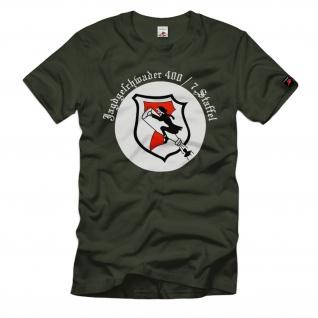 7. JG 400 7 Staffel Jagdgeschwader 400 Luftwaffe Fliegertruppe - T Shirt #1614