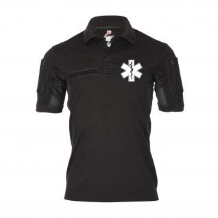 Tactical Poloshirt Medic Polo Shirt Medizin Medical Rettungsdienst T Shirt#25018