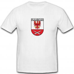 PzArtBtl 425 Panzerartilleriebataillon Militär Wappen Abzeichen - T Shirt #4872