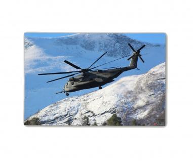 Poster M&N Pictures CH53 Super USMC Hubschrauber US Navy ab30x20cm#30266