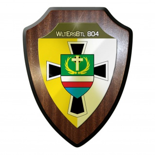 Wappenschild - WltErsBtl 804 Wehrleitersatzbataillon Bundeswehr Abzeichen #11993