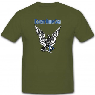 Estnische Luftstreitkräfte Luftwaffe Militär Einheit Tallinn T Shirt #2582