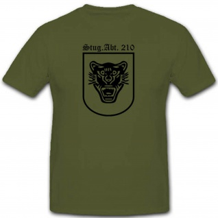 Sturmgeschütz Abteilung Einheit Wappen Abzeichen Emblem Panzer - T Shirt #2672