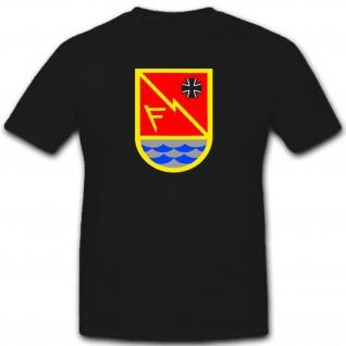 Führungsunterstützungschule Bundeswehr Militär Einheit T Shirt #2897