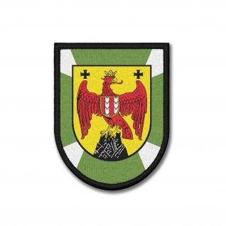 Patch Militärkommando Burgenland Bundesheer Truppe Wappen Einheit#37118