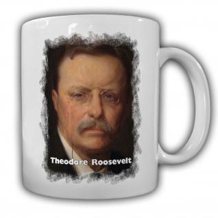 Tasse Präsident Theodore Roosevelt 26 Präsident Amerika America USA #14125