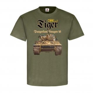 Panzerkampfwagen Tiger Panzer VI Tank Legende Deutschland Division #21345