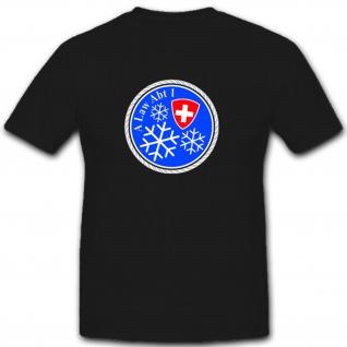 A Law Abt 1 Luftabwehr Abteilung Schweizer Armee - T Shirt #3729