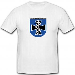 Führungsstab Sanitätsdienst Mediziner Bundeswehr Militär Einheit - T Shirt #5142
