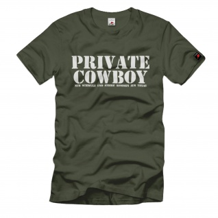 Privat Cowboy Nur Schwule und Stiere kommen aus Texas Fun Humor Spaß #1209