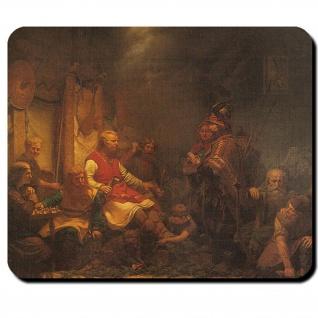 Ragnar Lodbrok Wikinger König Dänemark Legende Saga Völsungen Mauspad #16113