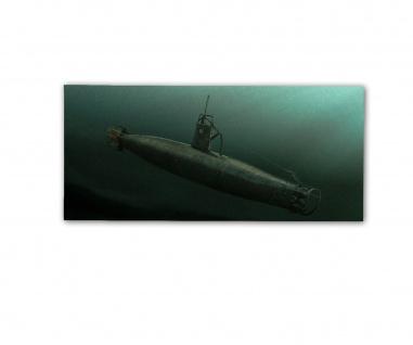 Poster rOEN911 U-Boot-Klasse Typ A ko-hyoteki Marine ab30x14cm#30702