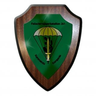 5 FschJgBtl 261 Fallschirmjäger Bataillon Militär Einheit Wandschild #27286