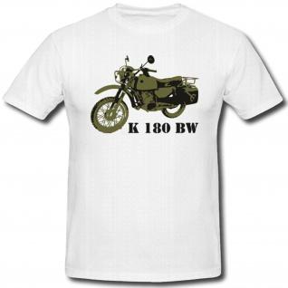 Krad Motorrad Bundeswehr Militär Version Motor Kradmelder Kompanie Helm #424