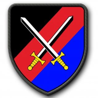 Patch FlaBrig 100 Flugabwehrbrigade Bundeswehr Heer Einheit Wappen #4886